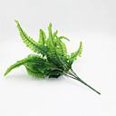 זול פרחים מלאכותיים-פרחים מלאכותיים 1 ענף פסטורלי סגנון צמחים פרחים לשולחן