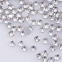 abordables Decoraciones y Diamantes Sintéticos para Manicura-1440 pcs Brillantes arte de uñas Manicura pedicura Diario Glitters / Moda