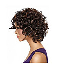 cheap Synthetic Wigs-Synthetic Wig Afro / Kinky Curly Synthetic Hair African American Wig Wig Women's