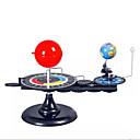 billige Forskningsett-Planetarium Sett med tre glober Pedagogisk leke Maskin profesjonelt nivå Plast Gutt Jente Leketøy Gave 1 pcs