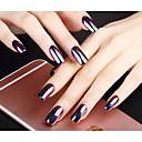 abordables Purpurina para Manicura-2 pcs Glitter y Poudre / Polvo Glitters / Clásico Diario
