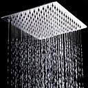 cheap Bathroom Sink Faucets-Contemporary Rain Shower Chrome Feature-Rainfall , Shower Head