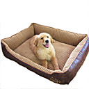 cheap Dog Clothes-Cat / Dog Bed Pet Blankets Waterproof Beige / Coffee For Pets