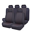 cheap Car Seat Covers-CARPASS Car Seat Covers Seat Covers Gray / Red / Blue Textile Common for universal