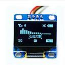 """preiswerte Bildschirme-0,96 """"Zoll blau i2c iic serielle 128x64 OLED-LCD-Display-Modul für Arduino 51 msp420 stim32 scr geführt"""