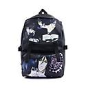 hesapli Anime Cosplay Aksesuarları-Çanta Esinlenen Black Butler Cosplay Anime Cosplay Aksesuarları Çanta sırt çantası Naylon Erkek Kadın's
