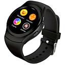 tanie Inteligentne zegarki-Inteligentny zegarek na iOS / Android Pulsometr / Odbieranie bez użycia rąk / Ekran dotykowy / Wideo / Kamera / aparat Powiadamianie o połączeniu telefonicznym / Rejestrator aktywności fizycznej