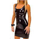 cheap Uniforms Accessories-More Costumes Cosplay Costume Men's Women's Sexy Uniforms More Uniforms Christmas Halloween Carnival Festival / Holiday Fur Outfits Black Solid Colored