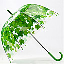 cheap Umbrella/Sun Umbrella-Silicone / Plastic / Metal Men's / Women's / Girls' Sun umbrella / Sunny and Rainy / Rainy Folding Umbrella