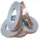 baratos Outras Partes-fabricantes de alta qualidade fita de cobre de cobre folha de fita de limpeza fita adesiva 10 milímetros ambiental * 30 mi