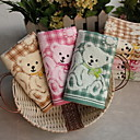 cheap Slipcovers-Fresh Style Wash Cloth, Embroidery Superior Quality 100% Cotton Woven Jacquard Towel