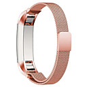 cheap Smartwatch Accessories-Watch Band for Fitbit Alta Fitbit Milanese Loop Stainless Steel Wrist Strap