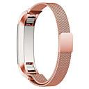 رخيصةأون الاكسسوارات ساعة ذكية-حزام إلى Fitbit Alta فيتبيت عقدة ميلانزية ستانلس ستيل شريط المعصم
