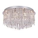 preiswerte Pendelleuchten-SL® Kristall Unterputz Raumbeleuchtung - Kristall, 110-120V / 220-240V Inklusive Glühbirne / G4 / 50-60㎡