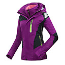 cheap Running Shirts, Pants & Shorts-GQY® Women's Ski Jacket Windproof, Thermal / Warm, Wearable Ski / Snowboard / Winter Sports Polyester 3-in-1 Jacket / Winter Jacket Ski Wear