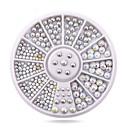 abordables Bombillas LED-1 pcs Joyas de Uñas arte de uñas Manicura pedicura Diario Clásico / Punk / Joyería de uñas