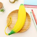 baratos Cases e Bolsas-saco de caneta projeto silicone de banana
