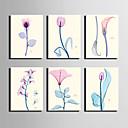 cheap Prints-Botanical One Panel Vertical Print Wall Decor Home Decoration