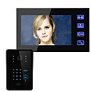 cheap High Quality Duvet Covers-ENNIO SY816AMJIDS11 7 Inch HD Wired Remote Unlocking Video Intercom Doorbell