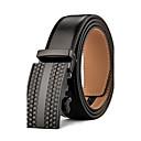 abordables Anillos-Hombre Piel / Legierung Cinturón de Cintura - Fiesta / Trabajo / Bonito
