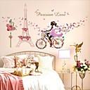 preiswerte Wand-Sticker-Dekorative Wand Sticker - Flugzeug-Wand Sticker Stillleben Wohnzimmer / Studierzimmer / Büro / Shops / Cafés / Abziehbar
