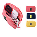 cheap Travel Bags & Hand Luggage-Plastic Novelty Multi-functional Home Organization, One-piece Suit Ear Phone Bag Organizers Storage Bags