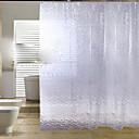 baratos Cortinas de Banho-Cortinas de Banheiro Modern PEVA Floral / Botânico Máquina