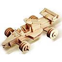 olcso 3D építőjátékok-Fából készült építőjátékok Autó szakmai szint Fa 1pcs Gyermek Fiú Ajándék