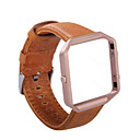 cheap Smartwatch Accessories-Watch Band for Fitbit Blaze Fitbit Sport Band Leather Wrist Strap