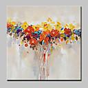 tanie Pejzaże-mintura® ręcznie malowany nowoczesny abstrakcyjny obraz olejny kwiat na płótnie obraz na ścianę do dekoracji wnętrz z rozciągniętą ramą gotowy do powieszenia