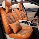 זול מטהרי אוויר לרכב-כיסויי למושבים לרכב כיסויים שחור / צהוב / אדום עסקים for אוניברסלי