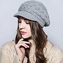 お買い得  キッチン用品-女性用 活発的 ソリッド スキー帽