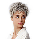 cheap Wall Sconces-6 synthetic short blonde hair wig dark root female pixie cut wig african american wig for women cosplay wig Halloween