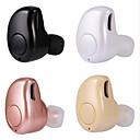 baratos Gadgets USB-No ouvido Sem Fio Fones Plástico Condução Fone de ouvido Mini / Com Microfone Fone de ouvido