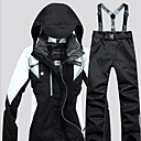 cheap Footwear & Accessories-Women's Hiking Jacket Outdoor Winter Waterproof, Thermal / Warm, Windproof Clothing Suit Snowboarding / Downhill / Snowsports