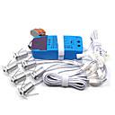 tanie Oświetlenie meblowe LED-ONDENN 120 lm lm 6PCS Koraliki LED Wodoodporne / Przysłonięcia / Łatwa instalacja Oświetlenie meblowe LED Ciepła biel / Zimna biel 220-240 V / 110-130 V Pokój dziecięcy / Kuchnia / Sypialnia / RoHs