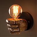 baratos Acessórios para GoPro-Rústico / Campestre Luminárias de parede Resina Luz de parede 110-120V / 220-240V 40W / E26 / E27