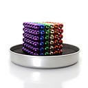 Χαμηλού Κόστους Ρούχα για σκύλους-linlinzz diy buckyball ανοξείδωτο χάλυβα μπάλα χάλυβα μαγνητικό γλυπτά χάντρες παιδικά επούλωση παιχνίδια - 5 χιλιοστά (πολύχρωμες)