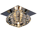 Недорогие Потолочные светильники-LightMyself™ Монтаж заподлицо Потолочный светильник Хром Хрусталь, Мини 110-120Вольт / 220-240Вольт Лампочки включены / G4