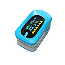 cheap Earrings-Ying Shi Finger Pulse Oximeters Manual LCD Display with  Voice / Memory Storage Battery White / Red / Green / Blue / Orange