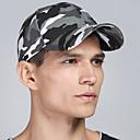 hesapli Monteler ve Tutucular-Unisex Actif Pamuklu Asker Şapkası Baseball Şapkası Leopar