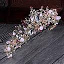 abordables Tocados de Fiesta-Perla Artificial / Legierung Tiaras / Diademas / Guirnaldas con Flor 1pc Boda / Ocasión especial / Casual Celada