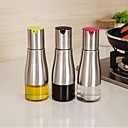 cheap Night Lights-Kitchen Organization Oil Dispenser Stainless Steel Easy to Use 1pc