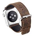 abordables Reloj Smart Accesorios-Ver Banda para Apple Watch Series 3 / 2 / 1 Apple Hebilla Clásica Piel Correa de Muñeca
