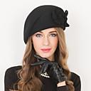 povoljno Party pokrivala za glavu-Vuna Kentucky Derby Hat / kape s 1 Vjenčanje / Special Occasion / Kauzalni Glava