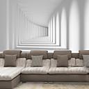 baratos Acessórios de Limpeza de Cozinha-3D Decoração para casa Moderna Revestimento de paredes, Vinil Material Mural, Cobertura para Paredes de Quartos