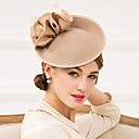 cheap Party Headpieces-Women's Feather / Polyester / Wool Headpiece-Wedding / Special Occasion / Casual Fascinators / Hats 1 Piece