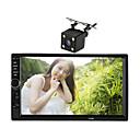 tanie Kamery samochodowe tylne-BYNCG 7018WG 7 in 2 DIN Windows CE 6.0 Wbudowany odtwarzacz DVD na Univerzál / Uniwersalny / a Wsparcie / Mp4 / Karta TF