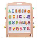 זול צעצועי קריאה-אבני בניין מגנטית צעצוע חינוכי 1 pcs מודרני, חדשני קלסי ונצחי בנים בנות צעצועים מתנות / עץ