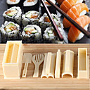 cheap Kitchen Tools-Kitchen Tools Plastic Sushi Tool Cooking Utensils 1set